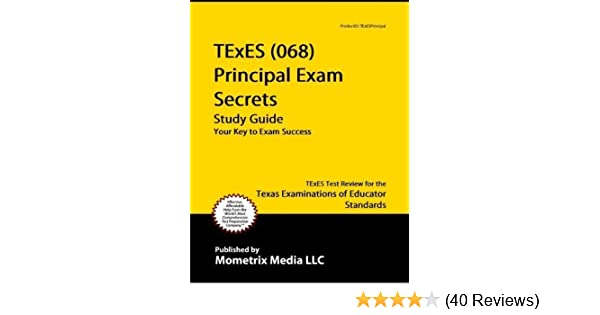 texes (068) principal exam secrets study guide: texes test review ...