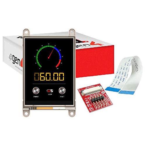GEN4-ULCD-32D 4D Systems Pty Ltd Optoelectronics (GEN4-ULCD-32D)