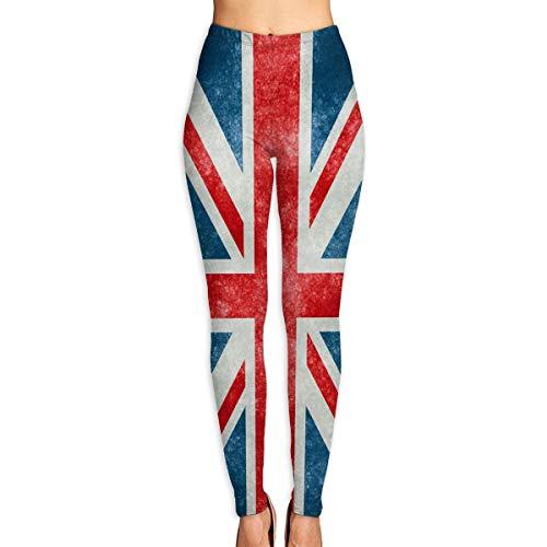 union jack leggings - 9