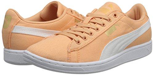 Sneaker Vikky white Puma Cv Classico Cobler Peach Stile 7w6vg6q