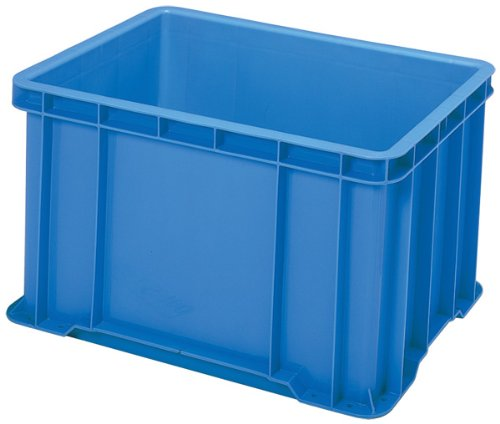 セキスイ PP製 ボックスコンテナー ブルー S-72 B001UJNQHE