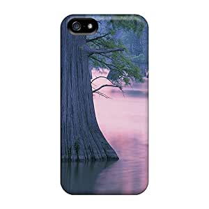 New Arrival Cypress Trees Illinois Case For Sam Sung Galaxy S4 Mini Cover Case Cover