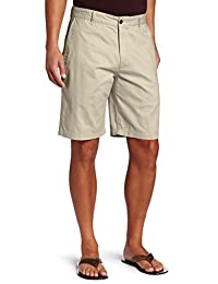 Dockers Men's The Perfect Short Classic Fit Flat Front