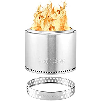 Amazon Com Solo Stove Yukon Fire Pit Largest 30 Inch