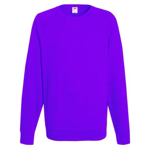 Raglan The Of Fruit Unisex Sweatshirt Felpa Bottiglia Loom Verde twqBq
