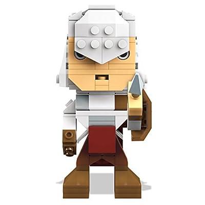 Mega Construx Kubros Assassin's Creed Ezio Building Kit: MEGA BLOKS(R): Toys & Games
