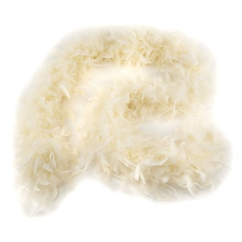 Zucker Feather Products Heavy Weight Decorative Chandelle Boa, (Boas Feather)