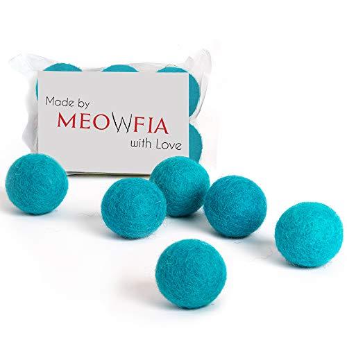 MEOWFIA Wool Ball Toys