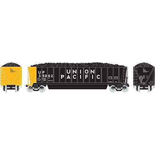 ub Gondola w Coal Load UP #35002 ()