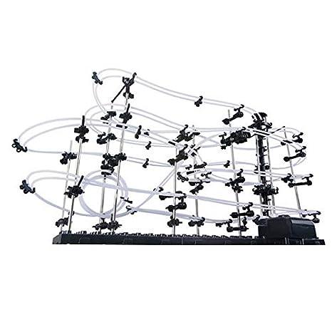 canicas construcción de Juguete Invento just play 501923Star Coaster Niveles 3