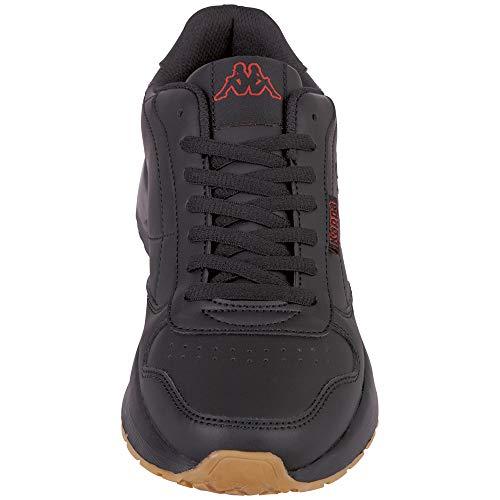 Noir Mixte Basses Ii Sneakers black Kappa 1111 Adulte Aqpz1xfX