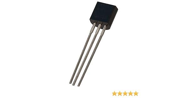 uxcell BC547B Plastic-Encapsulate Power Transistor NPN TO-92 100pcs