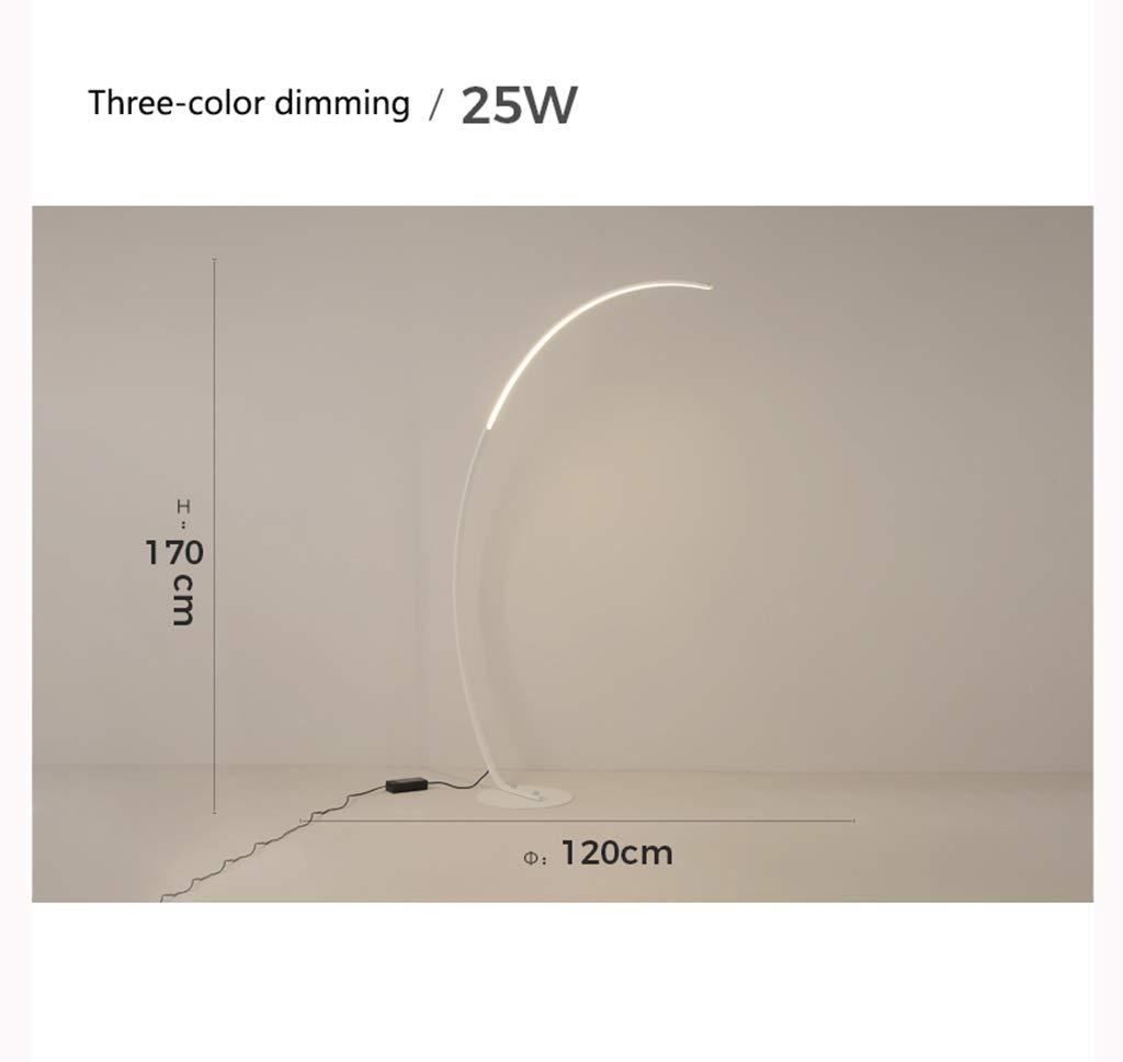 SGKJJ フロアランプリビングルームシンプルモダンモダン垂直ledクリエイティブ北欧寝室研究釣りランプ -759フロアスタンドランプ (色 : A, A 版 A, ばん A : A) B07Q37H7TZ A A, ミルキーフォックス:fb729033 --- m2cweb.com