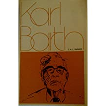 Image result for t. h. l. parker karl barth