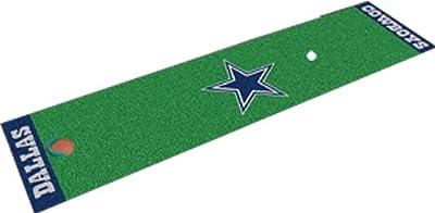 Fan Mats Dallas Cow Putting Green Mat