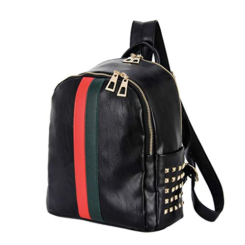 a48bfa2bb53f Mynos Backpack Bag Women Mini Rucksack Travel Daypack Backpack Leather Bag  Ladies Purse And Handbags