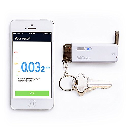 BACtrack Vio Breathalyzer for Android