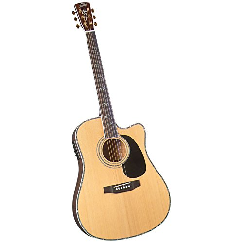 Blueridge BR-70CE Contemporary Series Cutaway Acoustic-Electric Dreadnought Guitar