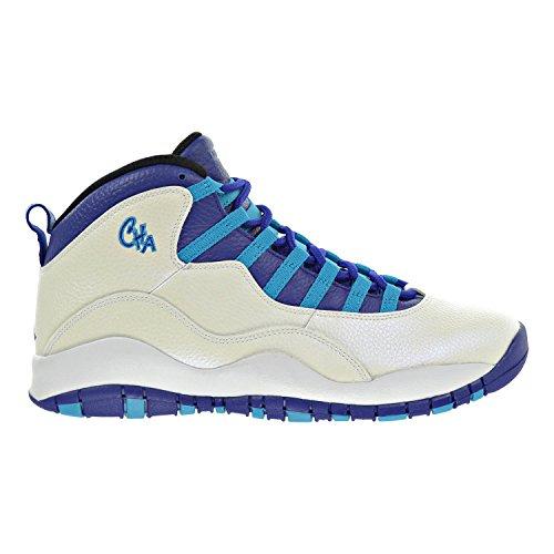 Air-Jordan-Retro-10-CHARLOTTE-Mens-Shoes-WhiteConcordBlue-LagoonBlack-310805-107-13-DM-US