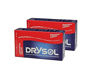 Drysol Liquid - Extra Strength 20% 37.5mlx2boxes Drysol Liquid - Extra  Strength 20%