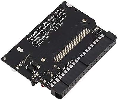 Compact Flash CF a 3.5 Hembra Adaptador de Arranque IDE de 40 Pines Tarjeta convertidor Interfaz IDE est/ándar Modo True-IDE