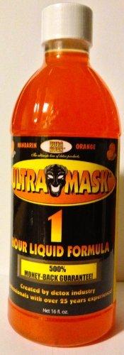 Ultra Klean - Ultra Mask - 1 Hour Liquid Formula 16 fl oz (Mandarin Orange)
