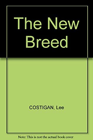 book cover of The New Breed