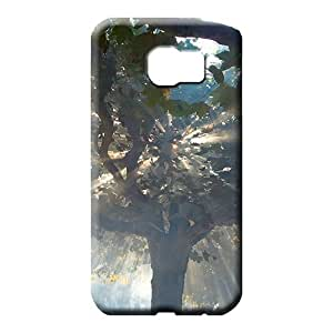samsung galaxy s6 cover Hot Style Protective Cases phone cover skin magic tree 2