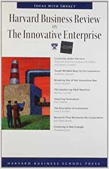 Harvard Business Review on the Innovative Enterprise (Harvard Business Review) by Harvard Business Review (2003-03-01)