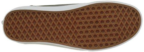 Bestelwagens Unisex Brigata Skate Schoenen, Nautisch Geïnspireerd Bootschoen Klassiek, Comfortabel En Duurzaam In Originele Wafel Zool Zwart / Wit