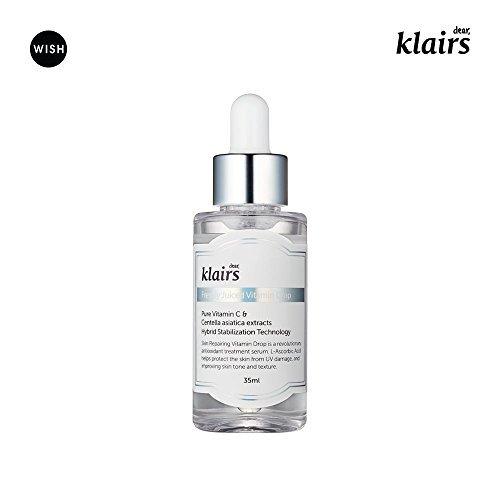 Klairs Freshly Juiced Drop - 5% Pure Vitamin, Stab…
