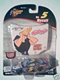 Kyle Busch #5 Johnny Bravo Kelloggs Delphi Monte Carlo 1/64 Scale Car & 1/24 Scale Hood Magnet Winners Circle 2005