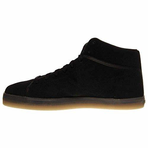 Reebok Mens Moda Casual Sneakers V55639 T-raww Nero Suede Nero