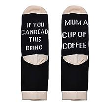 Jiayiqi Womens Casual Crew Socks Character Knitted High Ankle Socks