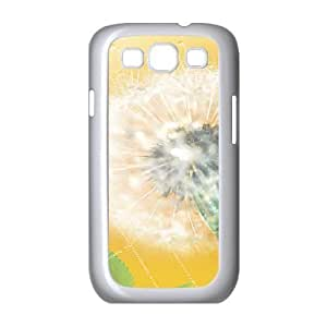 Dandelion Customized Cover Case for Samsung Galaxy S3 I9300,custom phone case ygtg514726