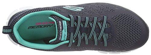 SkechersFlex Appeal - Zapatillas de running mujer Azul - Blau (NVAQ)