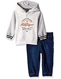 Baby Boys 2 Pieces Pullover Pants Set