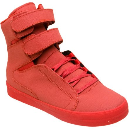 best sneakers 72aec 30044 Supra Society Red Gunny TUF Shoe (UK11)
