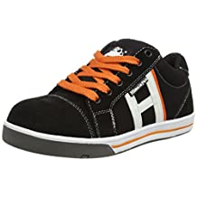 Himalayan 5126 SBP SRA Black Steel Toe Cap Skater Style Safety Trainers Sneakers