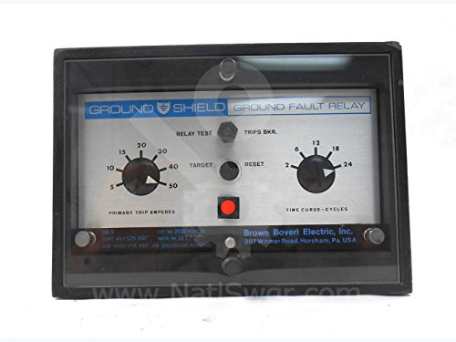 Ground Fault Relay (202D6141UL - GR-5 GROUND SHIELD GROUND FAULT RELAY)