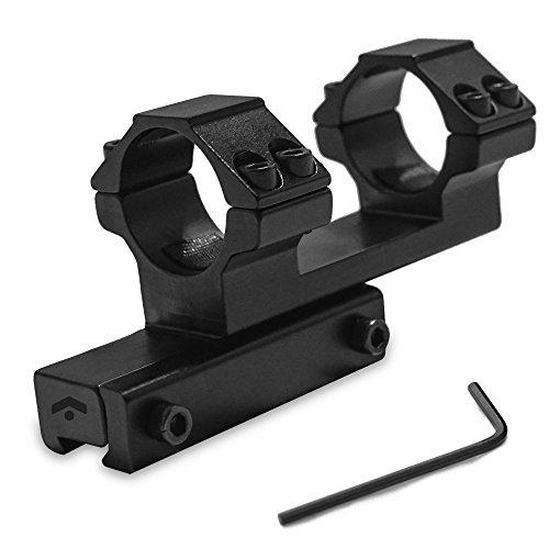 Horizon Airsoft High Profile 1' 25.4mm Dual Ring Gun Snipe Assault Rifle...