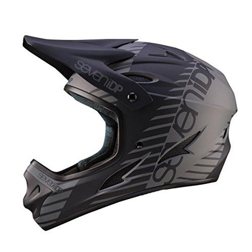 7iDP M1 Helmet Tactic MATT Black/Graphite L (58-60CM)
