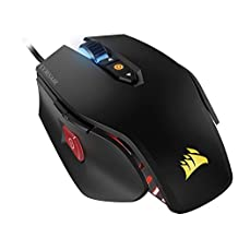 Corsair Gaming M65 PRO RGB FPS Gaming Mouse, Backlit RGB LED, 12000 DPI, Optical (CH-9300011-NA)