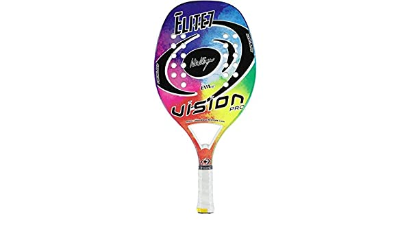 Vision pro Raqueta Tenis Playa Racket Júnior Elite 7 19 ...