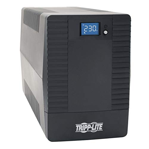 Tripp Lite OMNIVSX1500 1.5kVA Tower UPS – Tower – Avr – 8 Hour Recharge – 1 Minute Stand-by – 220 V AC, 230 V AC, 240 V AC Output