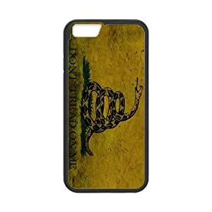 """High Grade Cachet Don't Tread On Me iPhone 6, TPU(Laser Technology) 4.7"""" - Trim Durable, Back Case"""