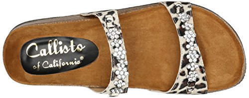 Sandal Dress Women's Princess Leopard Callisto wxRPW