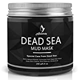 Facial Mask Spa - Dead Sea Mud Facial Mask-Spa Exfoliating Mask for Face Body by Anniebaby-Skin Deep Clean moisturize Treatment, Reduces Acne Wrinkles, Blackhead Remover, Pore Minimizer for Men and Women