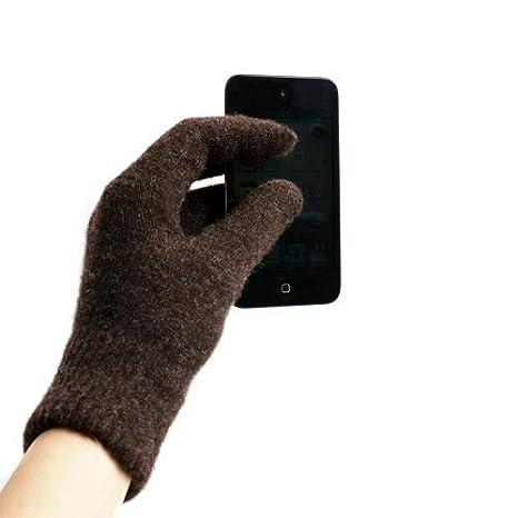 tochan caripe Damen Touchscreen Handschuhe Winter Smartphone Tablet Handy