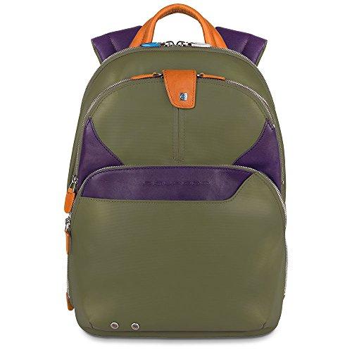 Piquadro Piquadro green CA2944OS Casual Casual Green green CA2944OS Daypack Green Green Green Daypack zwTxYqE